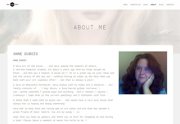 Website Example 11